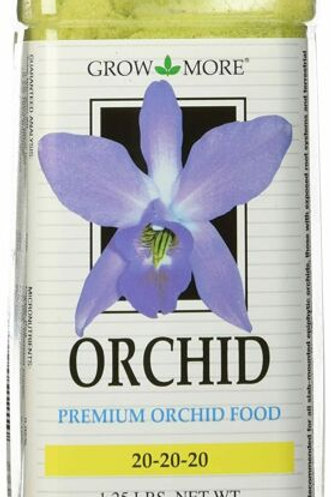 GrowMore Premium Orchid Food 20-20-20