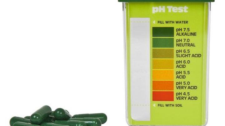 LusterLeaf RapiTest pH Soil Tester