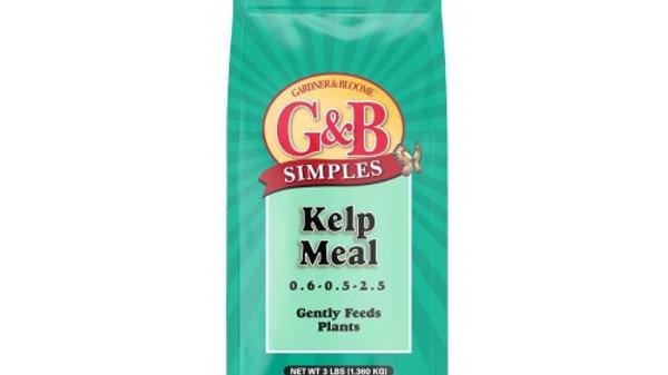 G&B Kelp Meal