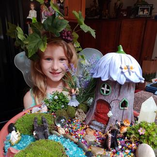 Riley's Fairy Garden