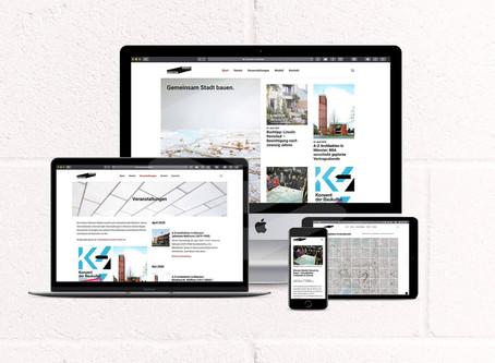 Gemeinsam Stadt bauen - Münster Modell mit neuer Web-Präsenz.