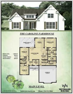 THE CAROLINE FARMHOUSE