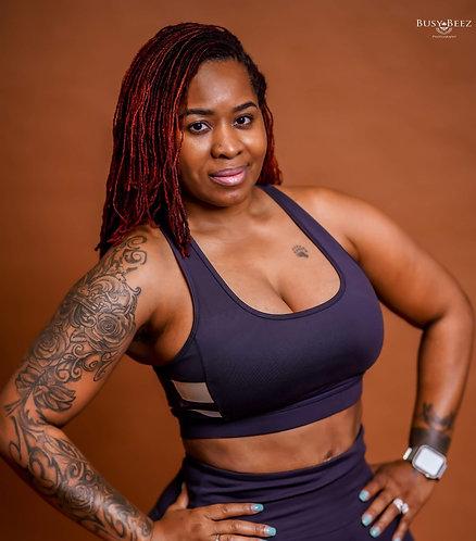 Queen Fit Sports Bra