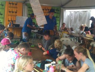 Workshops at Woodford Folk Festival