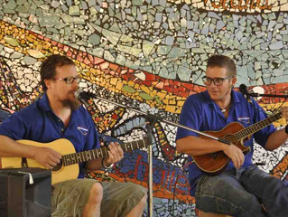 Wahoo provide morning performances for students, yoga and meditation for staff before school.