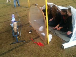 Rocket Science watered up at Wilsonton Campus TSHS