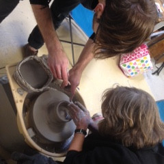 France Pottery workshops, Astronomical clock, Automated machinery creatures, musical chimes