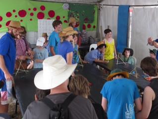 Woodford Folk children's Festival