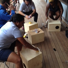 Thursday Island Workshops at Aftercare