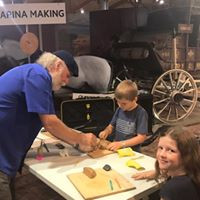 Cobb and Co Museum, Have a Go festival.