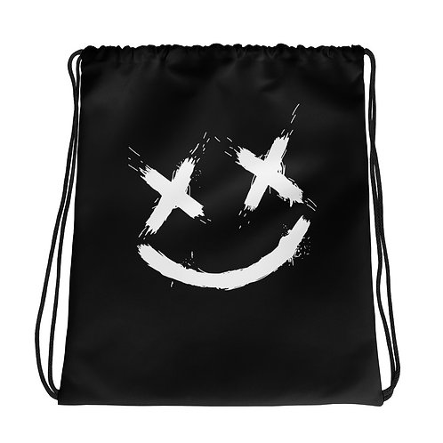 DW - (Smiley) Drawstring bag