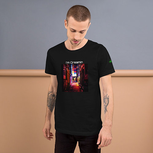 Dj Kazo - (I'm Dreamin) Short-Sleeve Unisex T-Shirt
