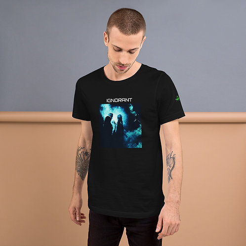 Dj Kazo - (Ignorant) Short-Sleeve Unisex T-Shirt