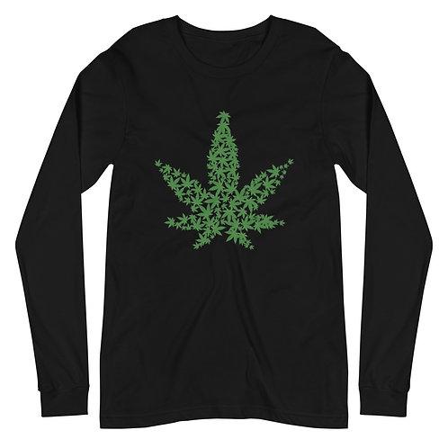DW - (Weed) Unisex Long Sleeve Tee