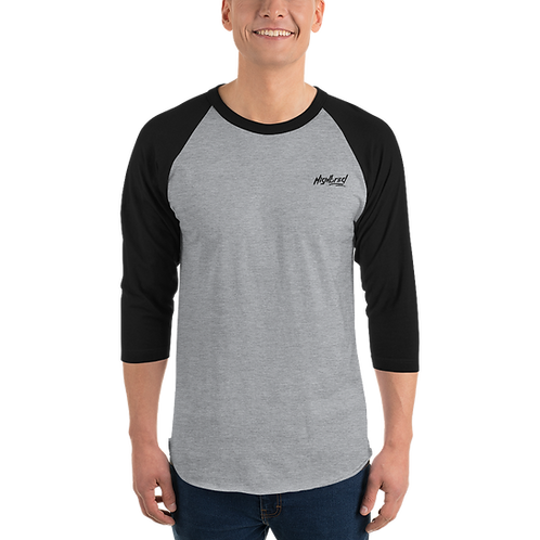 Highbred - 3/4 sleeve raglan shirt