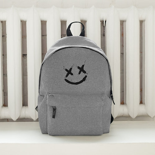 DW - (Smiley) Embroidered Backpack