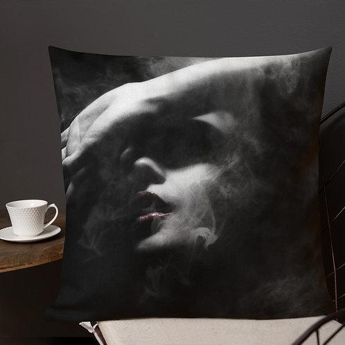 Dj Kazo (Time Travel) Premium Pillow