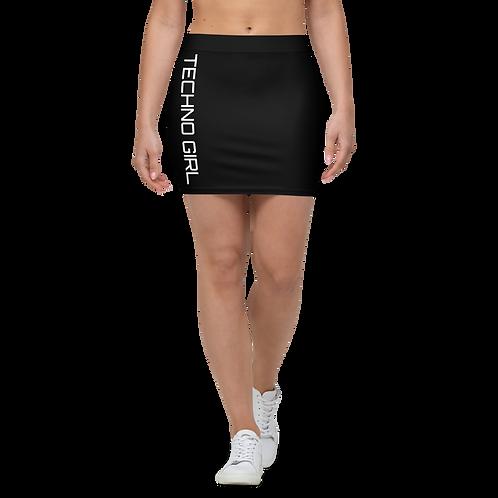 DW - Techno Girl Mini Skirt