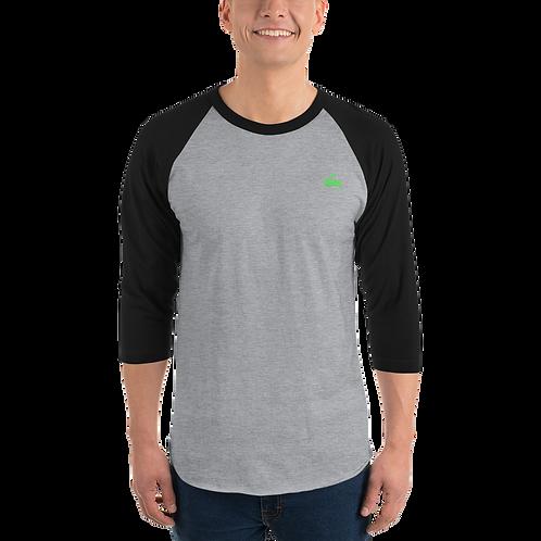 DW/Dj Kazo 3/4 sleeve raglan shirt