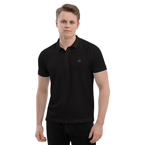 DW - (Smiley) Men's Premium Polo