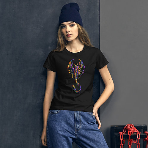 DW - (Scorpion) Women's short sleeve t-shirt