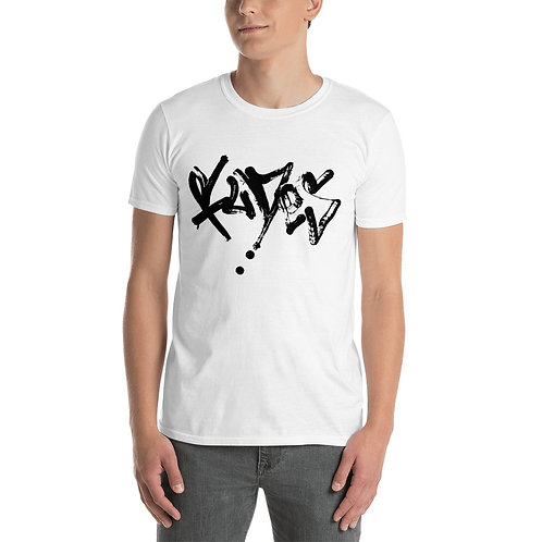 DW - (Graffiti) Short-Sleeve Unisex T-Shirt