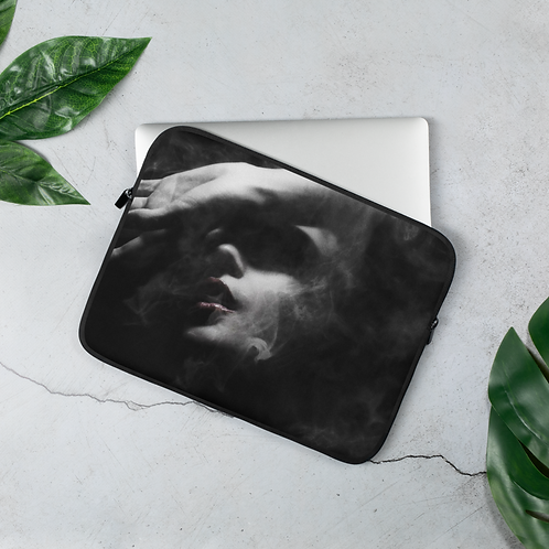 DW/Dj Kazo - (Time Travel) Laptop Sleeve