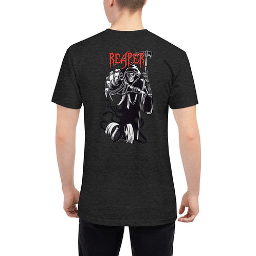 DW - (Death) Unisex Tri-Blend Track Shirt