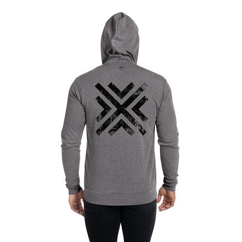 DW - (X) Unisex zip hoodie