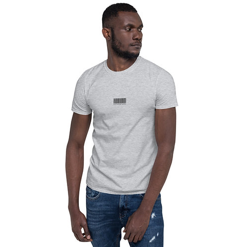 DW - (Bar Code) Short-Sleeve Unisex T-Shirt