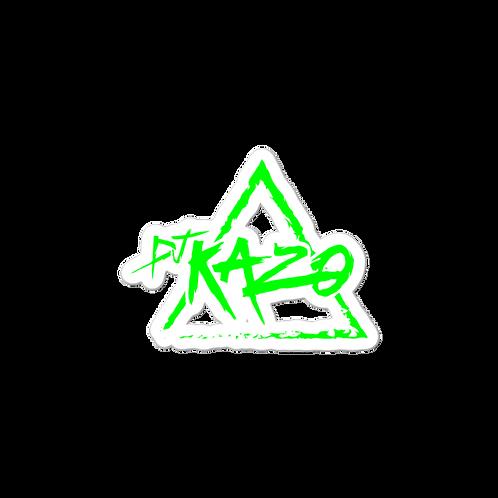 Dj Kazo - Bubble-free stickers