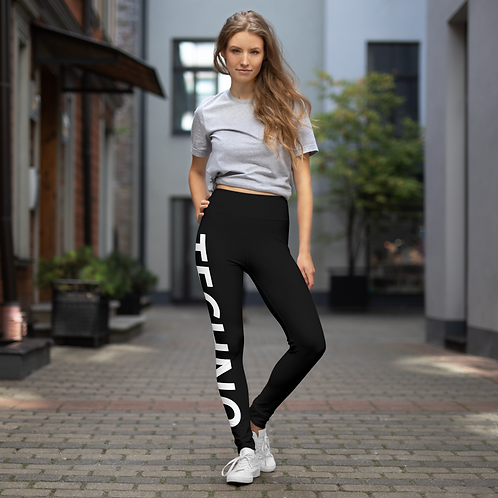 DW - Techno Yoga Leggings