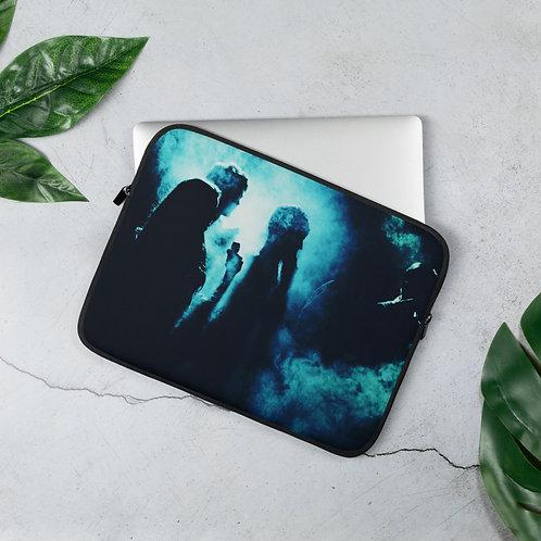Dj Kazo - (Ignorant) Laptop Sleeve