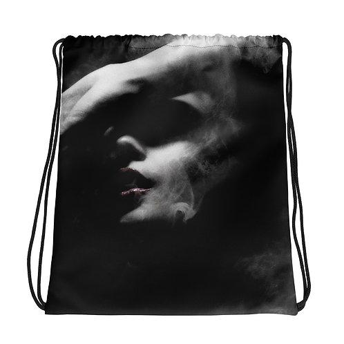Dj Kazo - (Time Travel) Drawstring bag