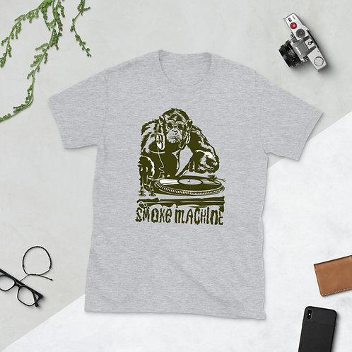 DW - (Smoke Machine) Short-Sleeve Unisex T-Shirt