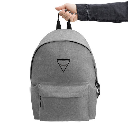 DW - Embroidered Backpack
