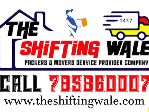 Moving Tips from Packers & Movers in India ( The Shifting Wale )