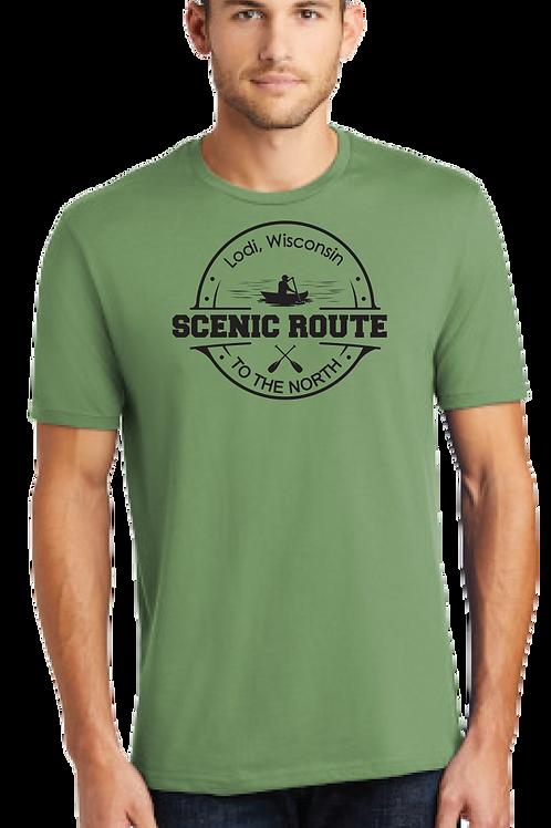 Lodi Scenic Route - Canoe