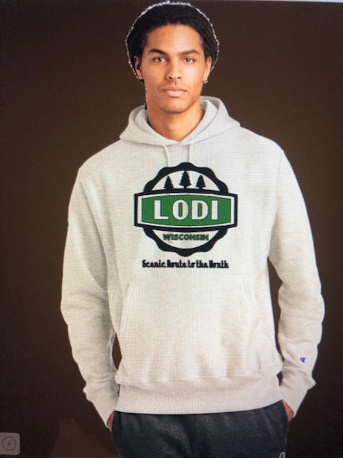 Champion Brand Lodi Tree Bottle Top - Hoodie