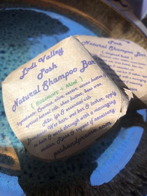 REFILL Rosemary + Mint: LVP Shampoo Bar