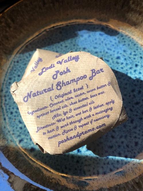 REFILL: Original Scent: LVP Shampoo Bar