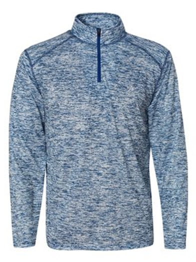 LWBC- Men's Badger Blend 1/4 Zip Pullover