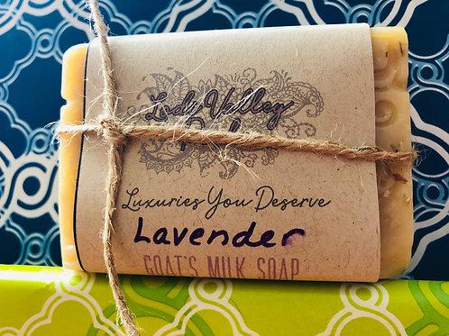SOAP - Goat's Milk - Oatmeal