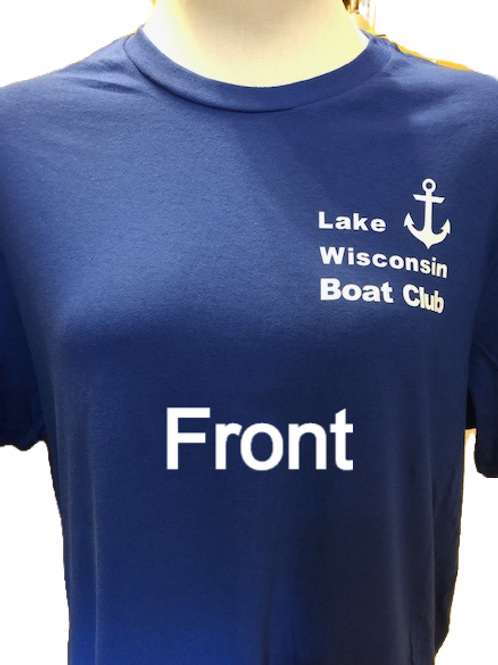 LWBC- Ladies Front Left Chest Only-No back