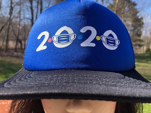 2020 Mask Hat