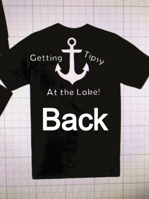 LWBC-Men's Getting Tipsy at the Lake Tee