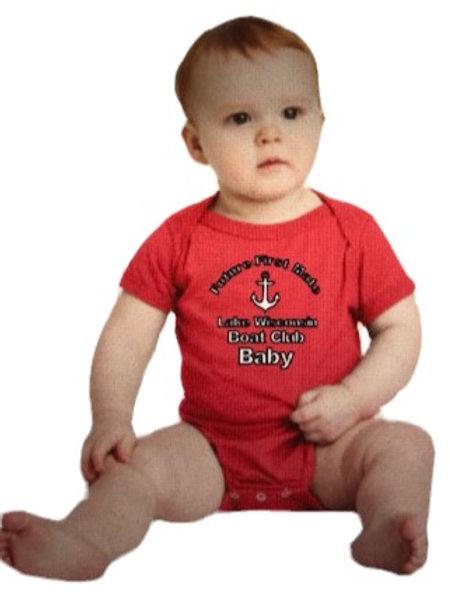LWBC Infant Fine Jersey  Onesie