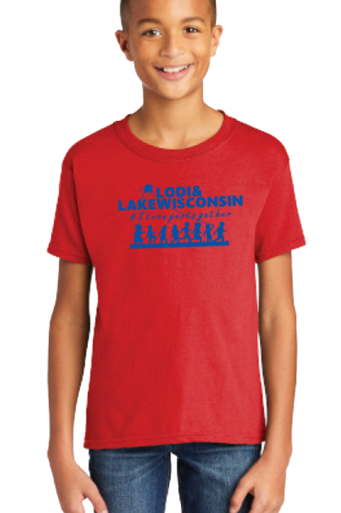 Youth Kite #StrongerTogether Tee
