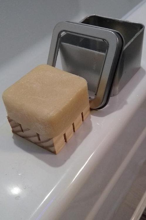 Rosemary + Mint: LVP Shampoo Bar Set