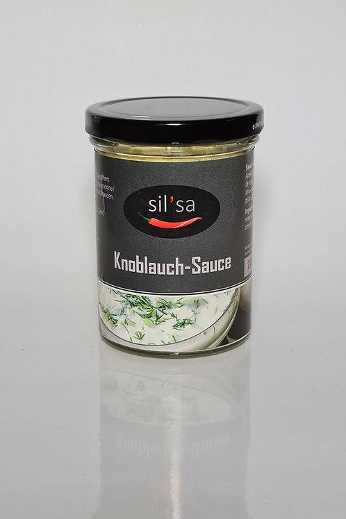 Knoblauch-Sauce Glas 220g